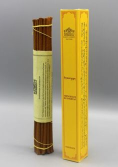 2 Packs Approximately 60 sticks total Coconut 19 Incense Sticks