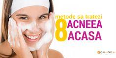 8 metode sa tratezi acneea acasa. Ieftine si cu efect!