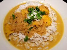 Mangalorean Fish Curry