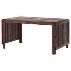 APPLARO Τραπέζι με πτυσσόμενο φύλλο - IKEA
