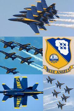 US Navy- Blue Angels