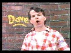 God help me, I STILL sing this in my head when I meet a Dave. Kids in the Hall - These are the Daves I know