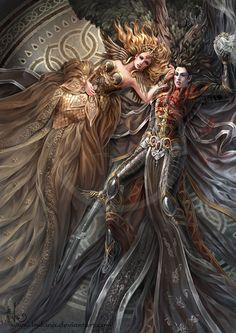 Fallen by Irulana