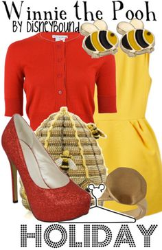 Winnie the Pooh Outfit<3