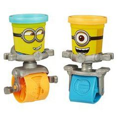 Hasbro Play-Doh doh minions mold & stamp playset