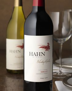 Hahn Winery Wine Hahn Family Wines Wine Label & Package Design Nicky Hahn Central Coast