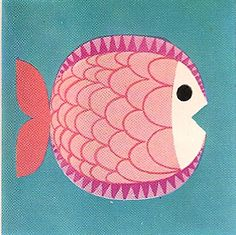 fish from book by F. Martinez Chaves in 1973
