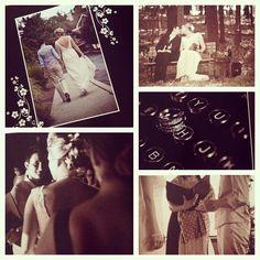 lesbian wedding #vintage