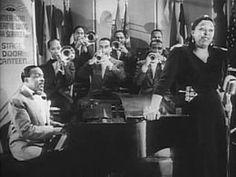 Ethel Waters & Count Basie in Stage Door Canteen (1943)
