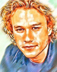 Heath Ledger - Brandon Batie