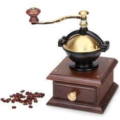 Take her back in time with this #elegant #Vintage #Coffee Maker!   #Gifts