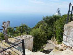El Far de Sant Sebastià. Llafranc