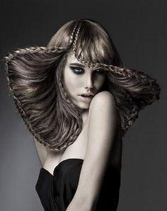 Can your hair do this @esteerios