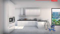 56 best apresi aluminium kitchen cabinet system images aluminium rh pinterest com