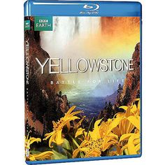 Yellowstone:+Battle+For+Life+(Blu-ray)+(Widescreen)