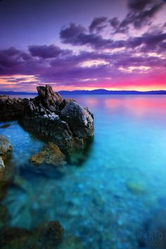 """Blue Thursday"", Njivice, Croatia, by Mario Bradaric"