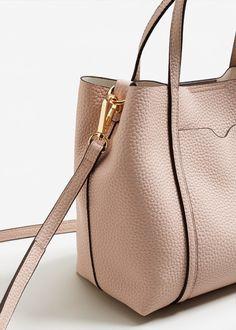 edf0ddbe78 Pebbled cross-body bag - Women