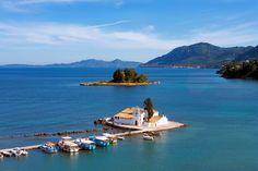 Kuvia Korfun kaupunki - #finnmatkat