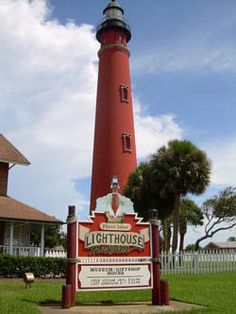 Ponce Inlet ... just south of Daytona - great fishin' area <3