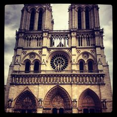 Norte Dame de Paris