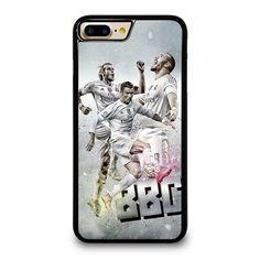 TRIO BBC REAL MADRID iPhone 4/4S 5/5S 5C 6/6S 6/6S 7/7S Plus SE