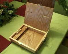 Art, Murals, and Ministry: New Homemade Pochade Box