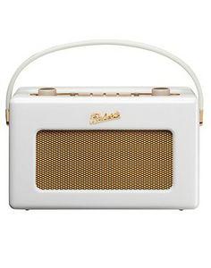 Robert's Revival RD60 DAB Digital Radio in Gloss White