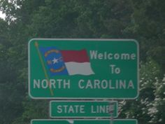 North Carolina places-ive-been