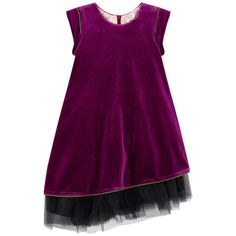 Super soft velvet Lined dress top Silk lining Synthetic tulle Fine cotton lining Pinafore dress Trapeze shape Crew neck Sleeveless Invisible zipper at the back