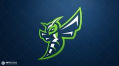 Разработан логотип для кибер спортивной команды- Unique