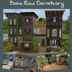1000 images about sims 3 houses on pinterest sims 3 for Classic house sims 3