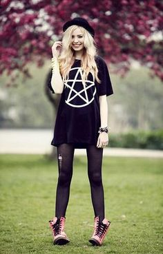 ☯✰ have a dose of grunge, alternative & dark fashion ✰☯