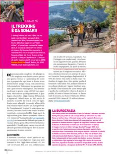 The Business Magazine Millionaire has dedicated a beautiful article about our Donkey Trekking