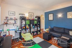 Marvelous 1BR in Landmark Park Slope Brick Townhouse! #ParkSlope #Rental #ForRent #Brooklyn https://ipg.nyc/listing/208510/78_7th_Avenue