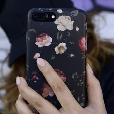 Our Dark Rose Case is officially backordered and expected to ship in 4-6 weeks. We want to thank everyone for the love and are working around the clock to fulfill all orders before the shipping estimates posted #love #darkrose #thankyou #elementalcases
