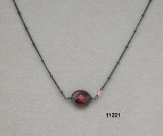 Anna Balkan/Necklace $55
