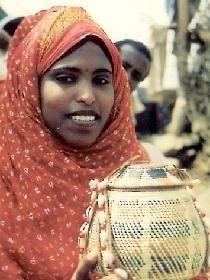 Saho woman...Eritrea