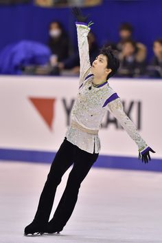 Yuzuru Hanyu Photos - 2015 Japan Figure Skating Championships - Day 2 - Zimbio