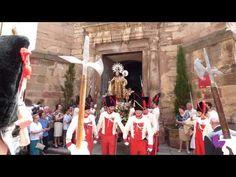 Fiesta de Nuestra Señora del Carmen de Molina de Aragón 2015 - YouTube