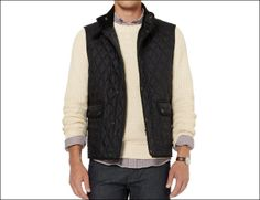 Burberry Quilted Padded Gilet