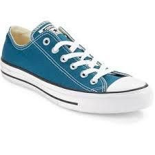 LISTED IN WOMENS SIZE. Converse Chuck Taylor in seasonal colors