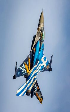 Hellenic Air Force, F 16, Aviation Art, Falcons, Airplanes, Fighter Jets, Cool Art, Greece, Aircraft
