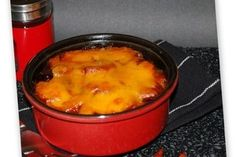 Chili Con Carné Gratiné
