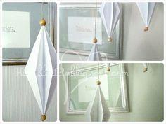 Origami Ornamente
