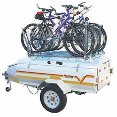 Image result for bicycle rack for trailer