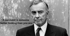 9 Gore Vidal Quotes for Charming Cynics and Grouchy Rebels