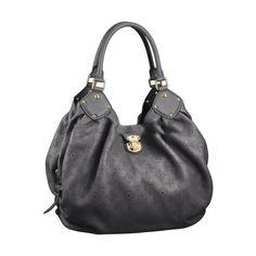 Louis Vuitton Mahina Leather Hobo