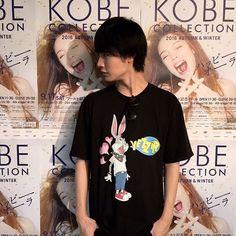 At the ammumoba 'BACK STAGE of Kobe collection' movie! 9/17 (Saturday) closely Sakurada Dori made appearances at the Kobe collection backstage.