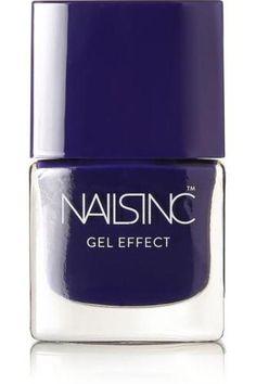 Gel Effect Nail Polish - Old Bond Street #covetme #nailsinc