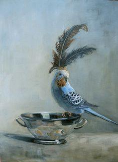 Birds of a feather~ Deborah Davidson